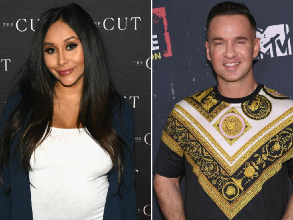 Mike 'The Situation' Sorrentino Dishes The Good And Bad Of Prison Life With Pal Snooki