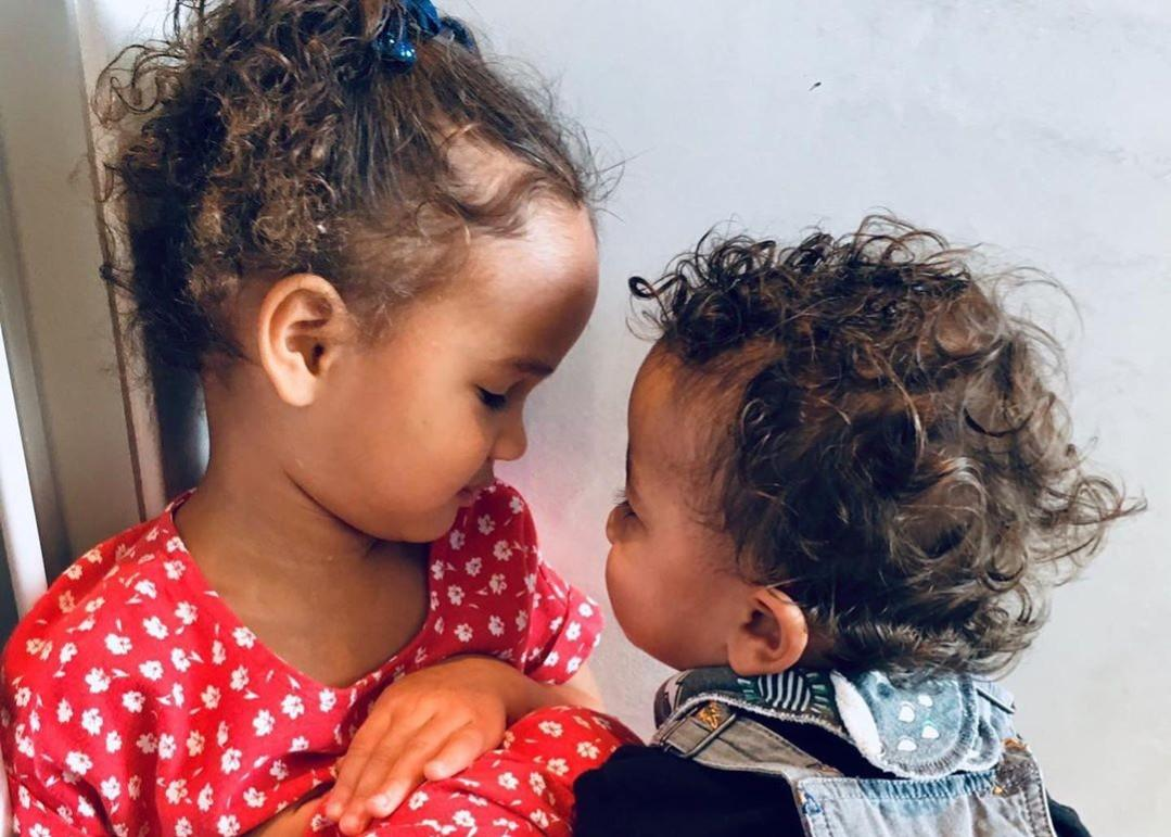 Chrissy Teigen's And John Legend's Kids Miles And Luna Are Breaking The Internet In Adorable Videos