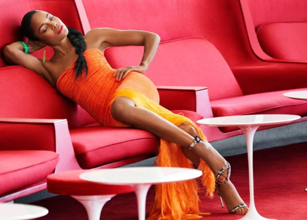 Naomie Harris Covers Shape And British GQ Hype — Talks No Time To Die