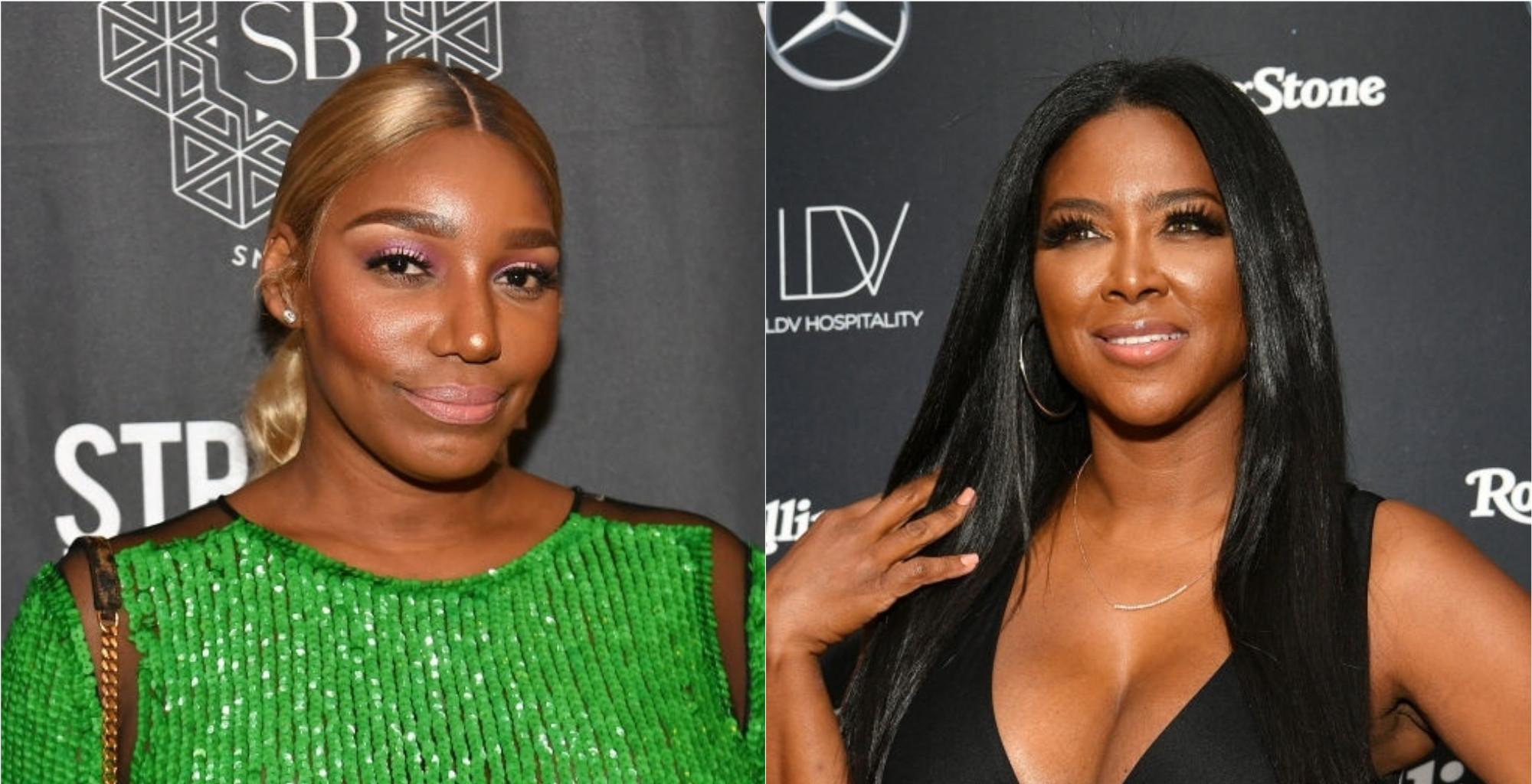 Kenya Moore Says Nene Leakes Has 'Bullied' Everyone On The Show: 'I Wish She Would Get Herself Together'