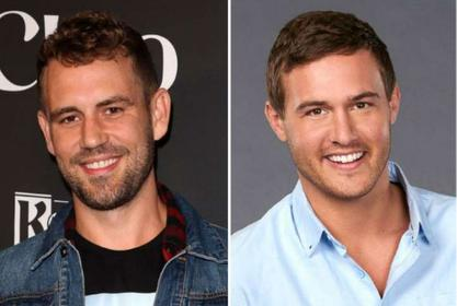 Nick Viall Dresses Up As Injured Peter Weber For Halloween – Bachelor Nation Reacts