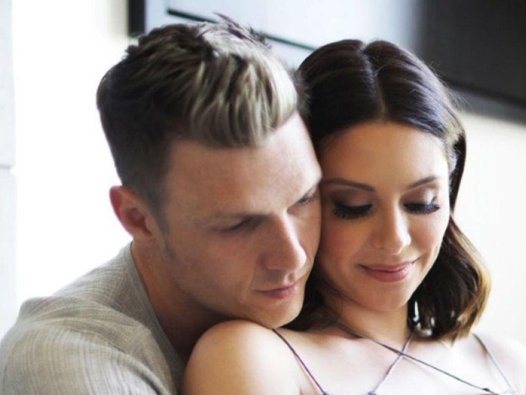 Nick Carter Reveals Daughter's Name In Heartfelt Message To Wife Lauren Kitt