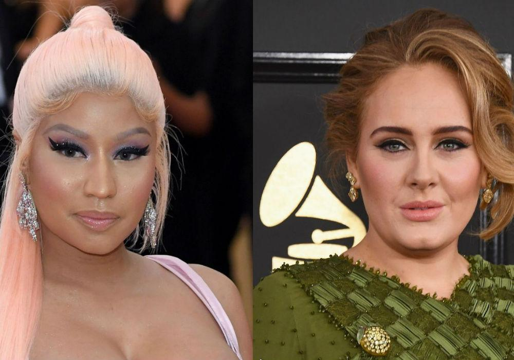 Nicki Minaj Admits The Adele Collaboration Is Not A Thing - 'I Was Being Sarcastic'