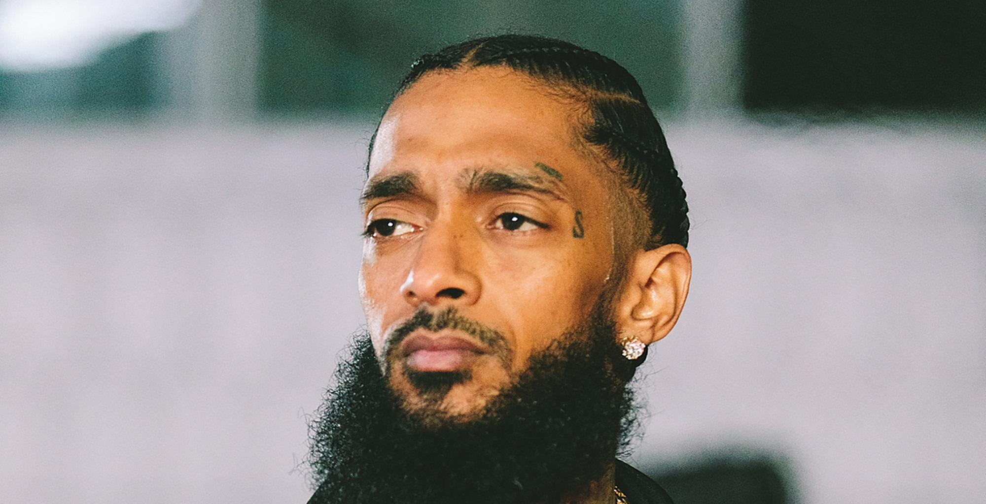 Nipsey Hussle's Fans Receive Some Disappointing News After A Photo Of The Mural Honoring Him In 'All American' TV Show Goes Viral