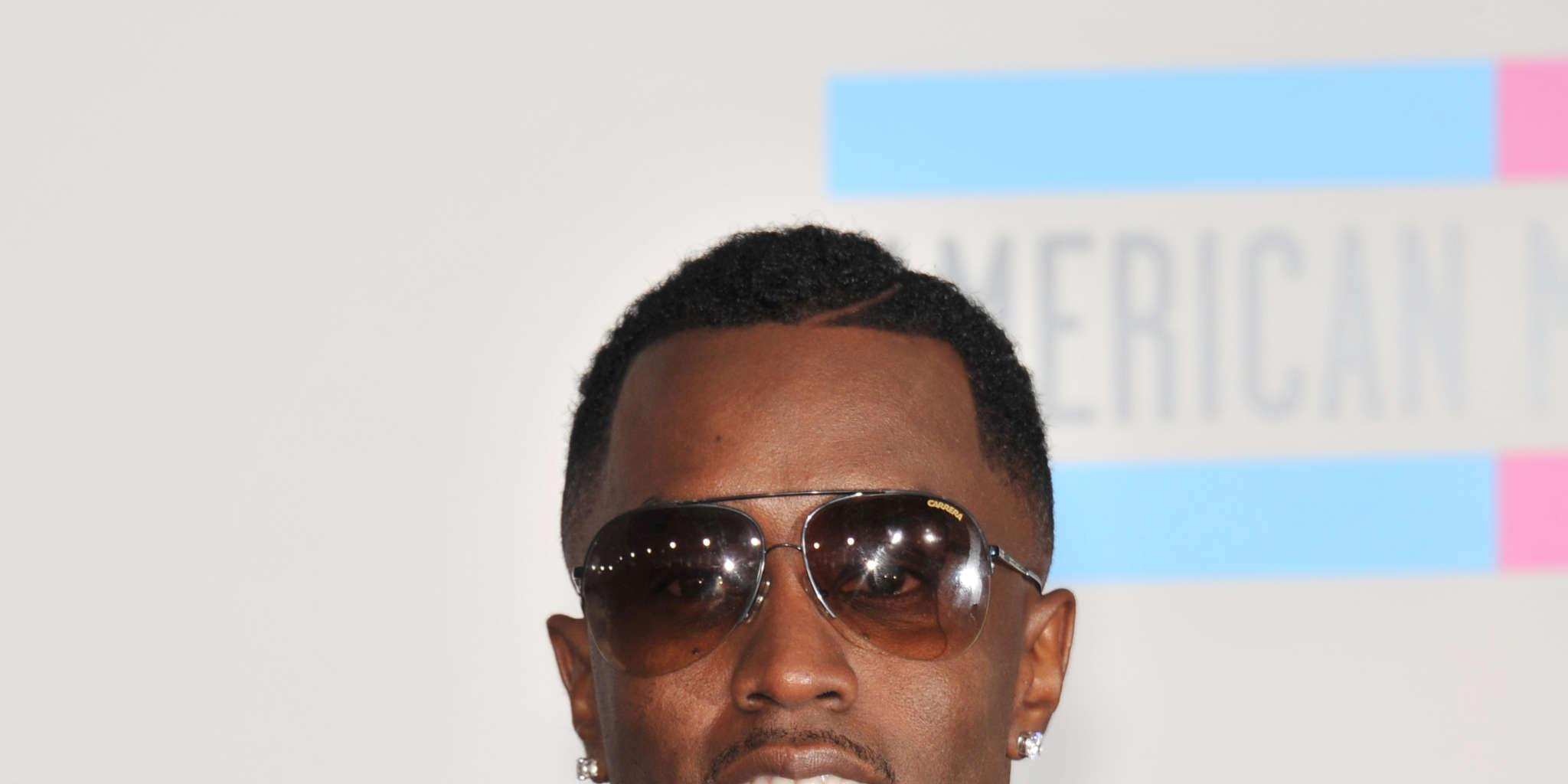Diddy Is Spotted With A Mystery Woman - See The Photos
