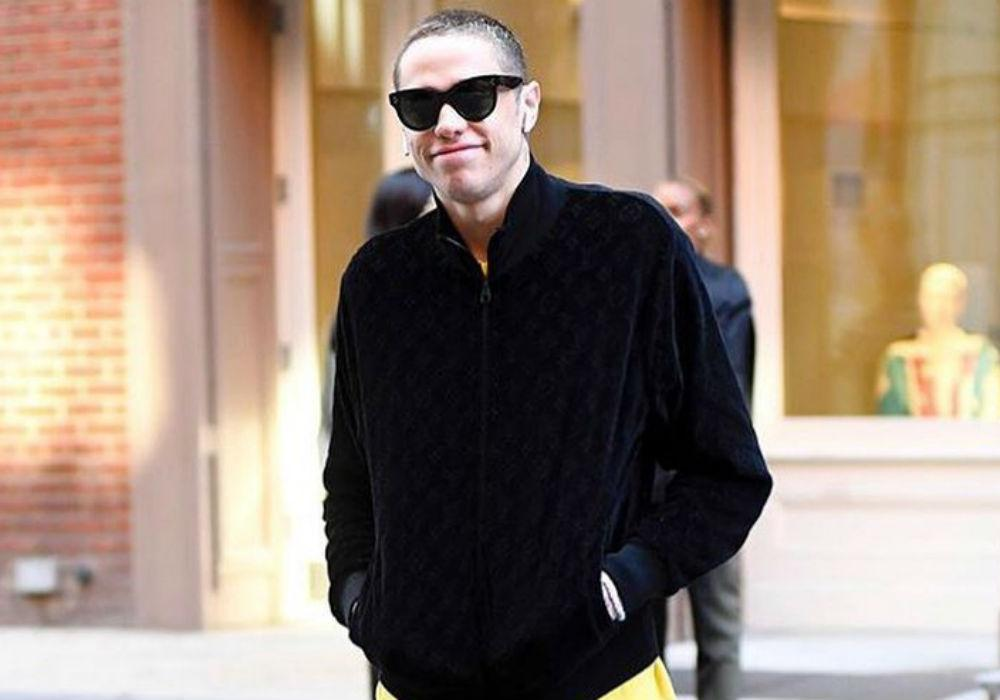 Pete Davidson Sparks New Romance Rumors After Cameras Spotted Him Leaving This Supermodel's Apartment