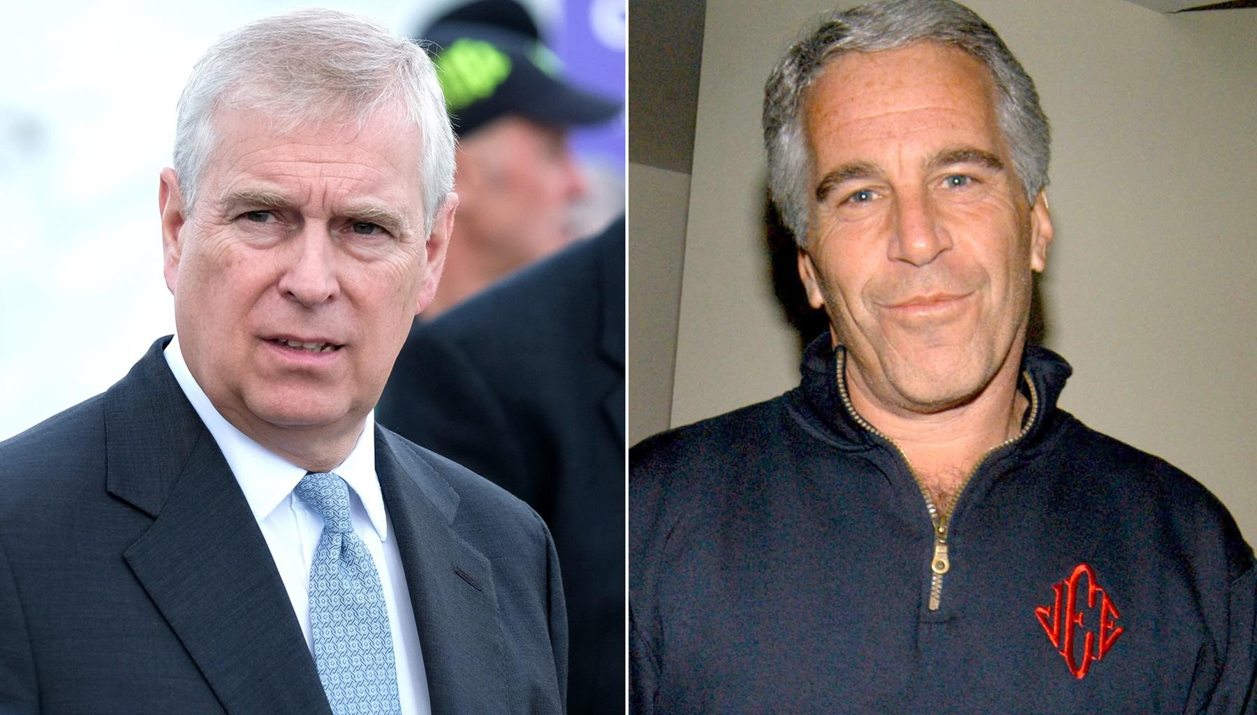 MI6 Is Worried About Russia Having Compromising Materials On Prince Andrew And Disgraced Financier Jeffrey Epstein