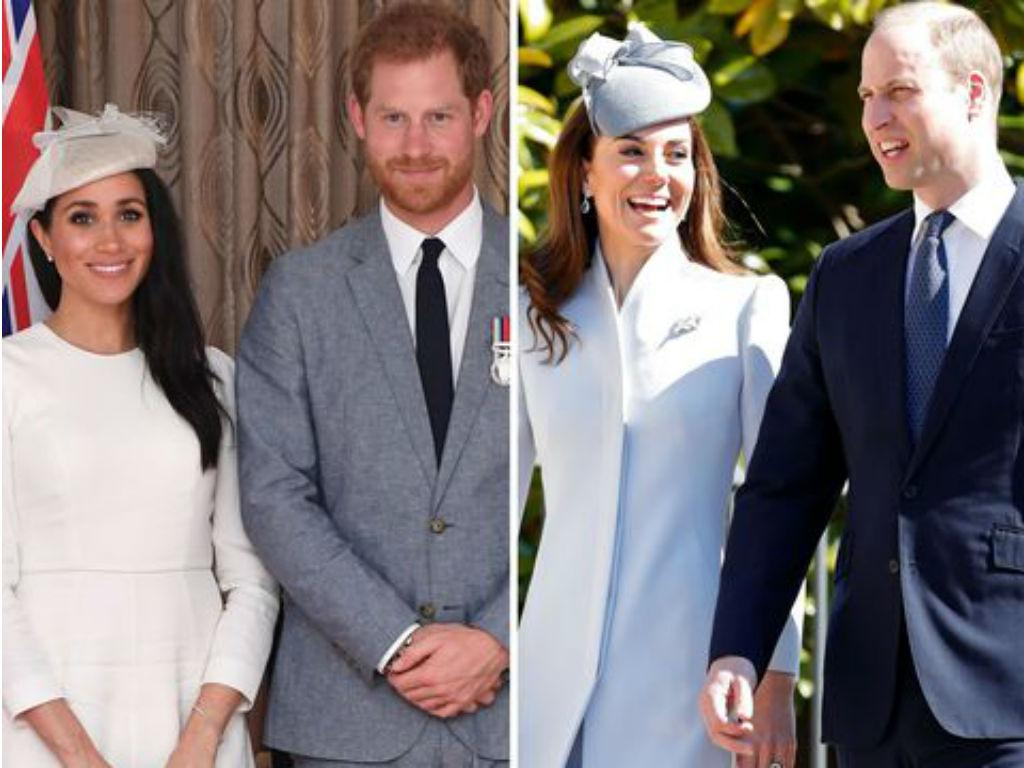 Kate Middleton Hates Seeing Prince Harry And Meghan Markle 'So Miserable' Amid British Press Drama