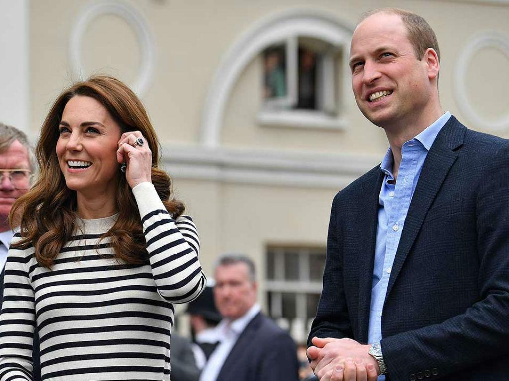 Prince William And Kate Middleton's Plane Diverted In Pakistan Due To Electrical Storm