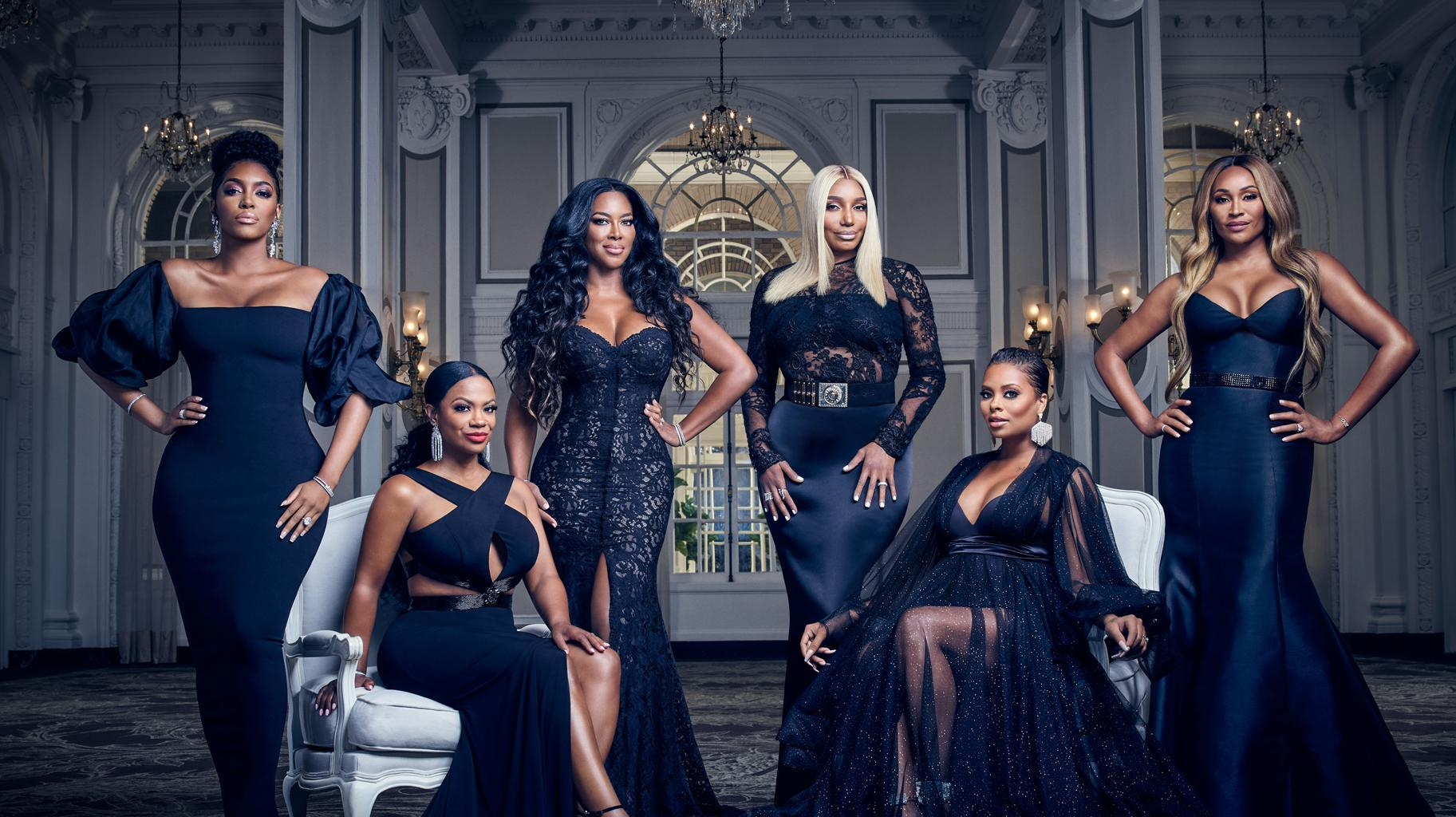 RHOA Filming Wraps: Nene Leakes On The Outs With Kenya Moore And Cynthia Bailey While Reunited With Kandi Buruss And Porsha Williams