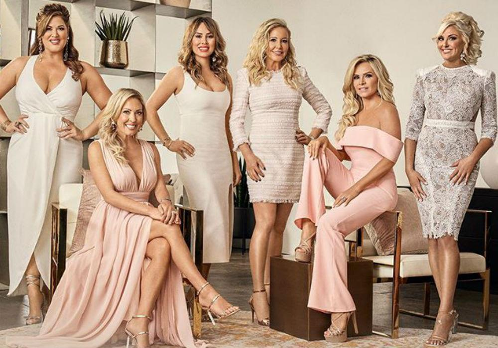 RHOC - Which Two Co-Stars Shockingly Made Out During Shannon Beador's Birthday Party?