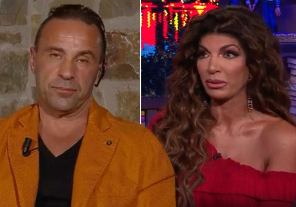 RHONJ - What Were All Of The Shocking Revelations In Teresa And Joe Giudice's Tell-All Interview?