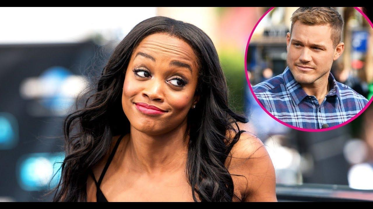 Rachel Lindsay Slams Colton Underwood After Dissing Her On Social Media - Let's Have A 'Grown A** Conversation!'