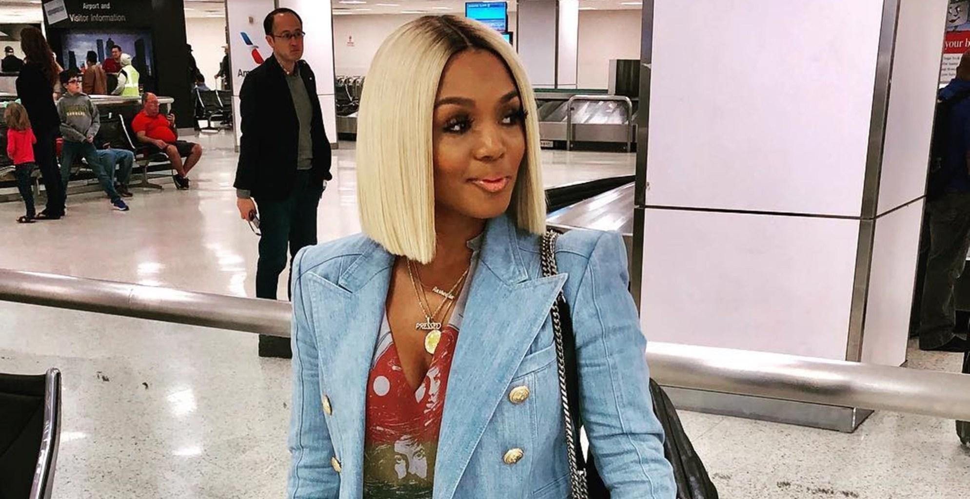Rasheeda Frost Announces Fans That Pressed Houston Is Moving - See Her Exciting Video