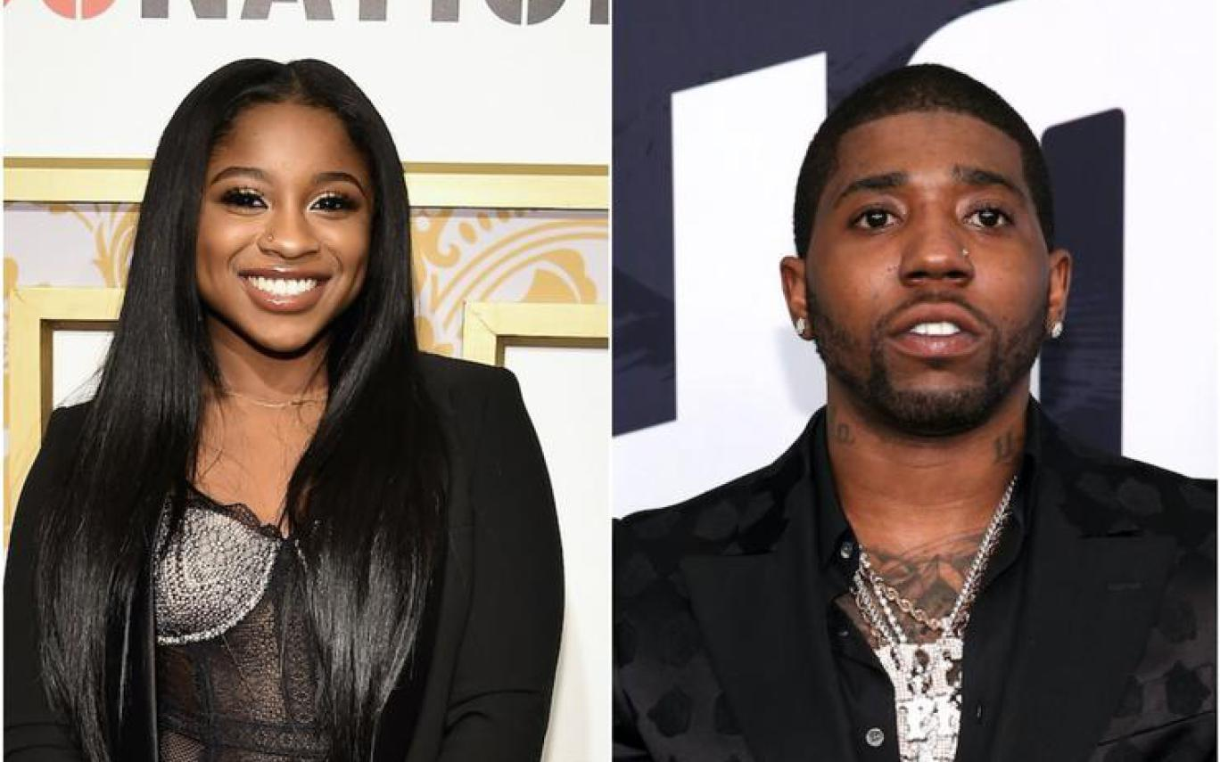 YFN Lucci's Latest Messages Trigger Concern From His Fans - Reginae Carter Is Not Taking Him Back