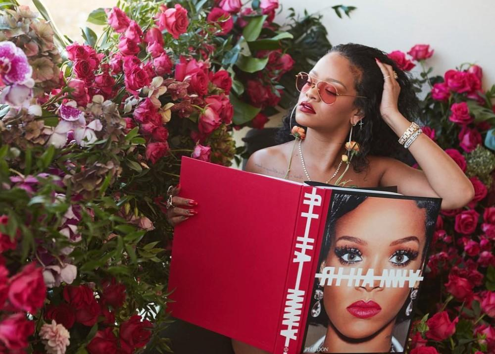Rihanna's Book Is Here And It's Magnificent — The Rihanna Book Is A Visual Feast