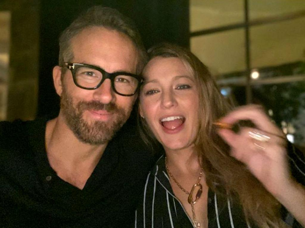 Blake Lively And Ryan Reynolds Welcome Third Child – Actress Reportedly Gave Birth Months Ago