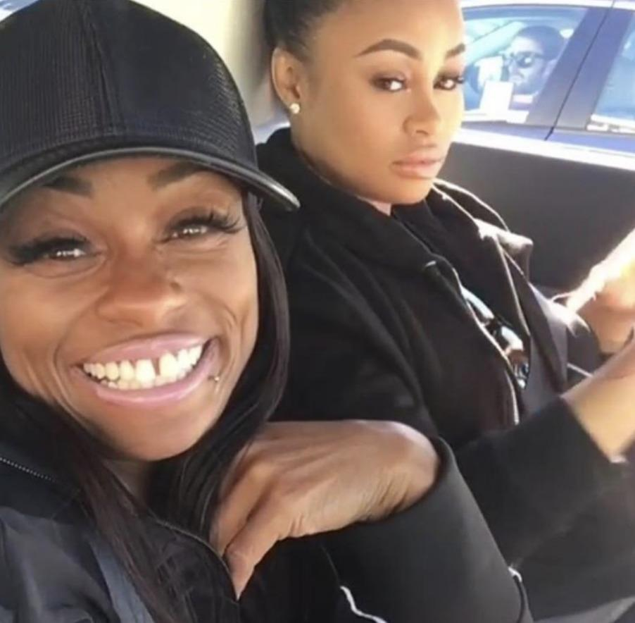Blac Chyna Shares More Clips From The Upcoming TV Series Of Her Mom, Tokyo Toni