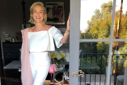 Sharon Stone Covers Harper's Bazaar Espana As She Joins Meryl Streep, Gary Oldman For The Laundromat