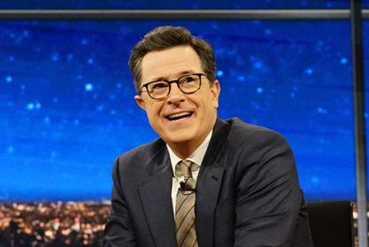 Stephen Colbert Will Continue To Host The Late Show Until 2023
