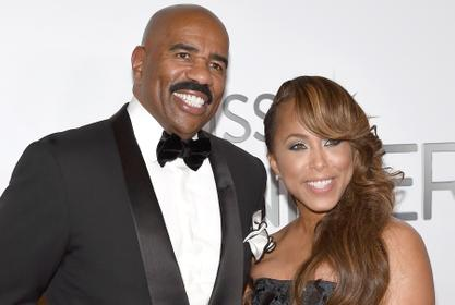 Steve Harvey Shares Sizzling Birthday Photos Of Wife Marjorie Harvey After Sparking Wild Divorce Rumors By Doing This