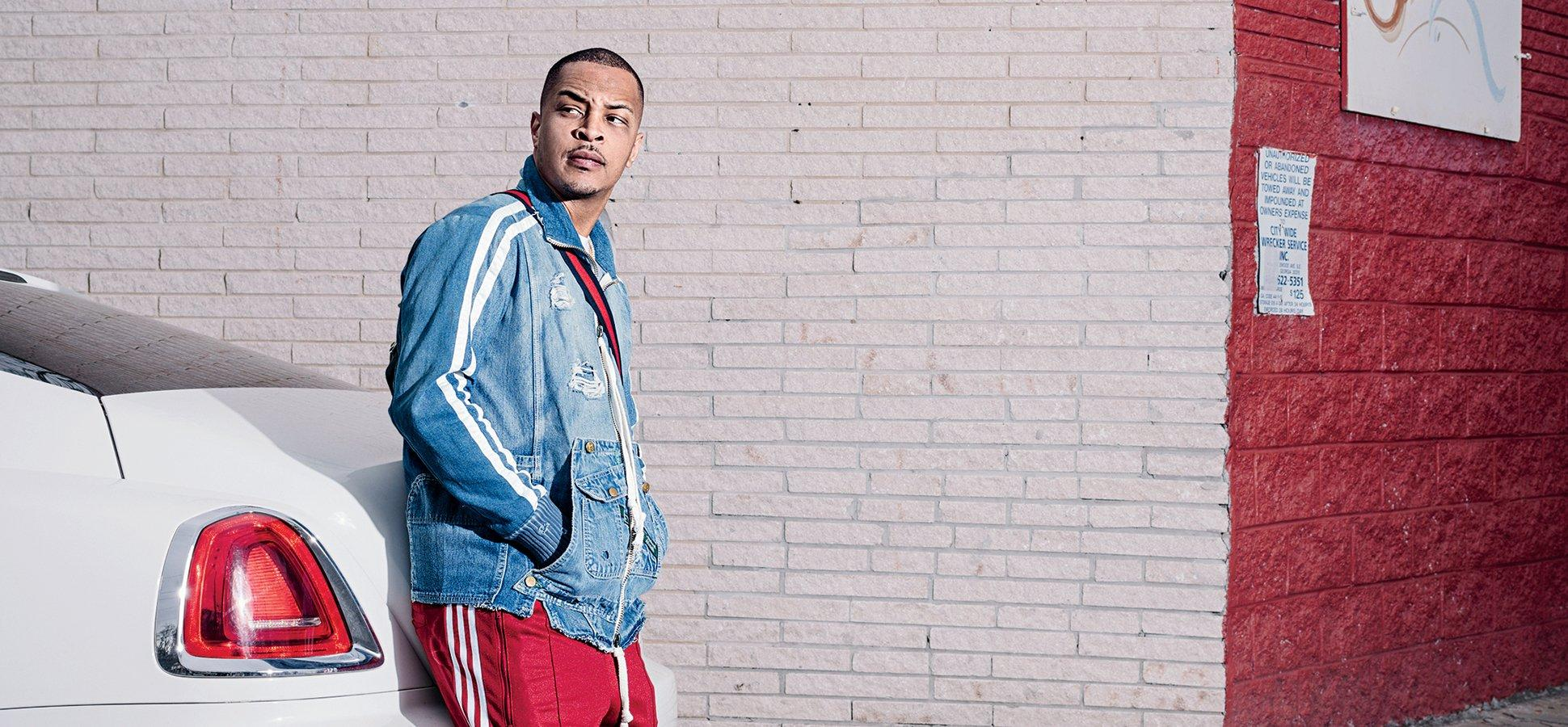 T.I. Shared Photos From The Legendary Apollo Night And Fans Praise His Elegant Look