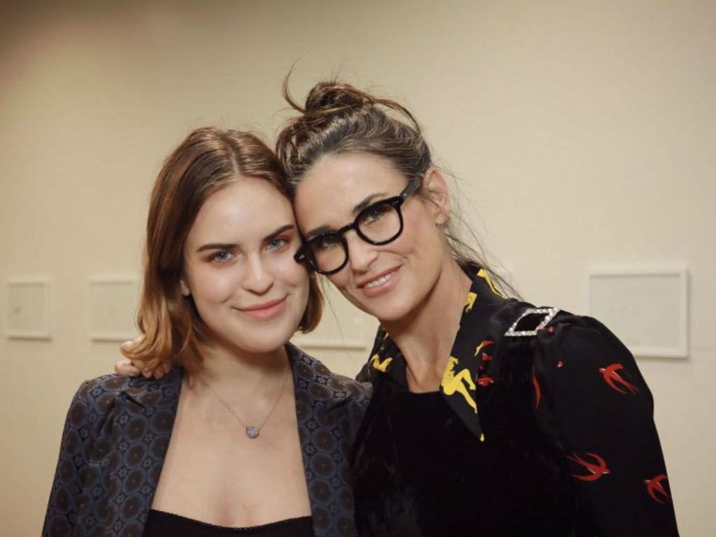 Demi Moore's Daughter Tallulah Willis Gets Candid About Having Suicidal Thoughts