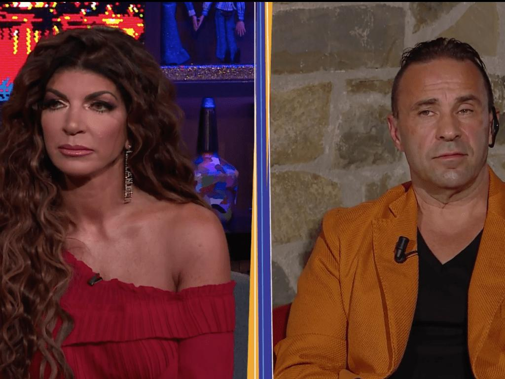 Teresa And Joe Giudice Get Heated Over Cheating Allegations In Explosive Interview Teaser Video