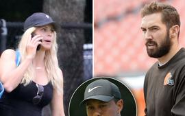 Tiger Woods' Ex Elin Nordegren Welcomes First Child With Boyfriend Jordan Cameron