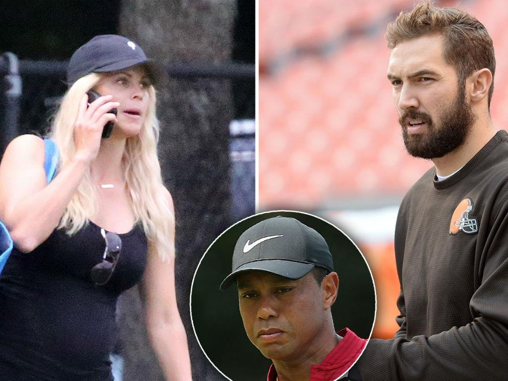 Tiger Woods' Ex Elin Nordegren Welcomes First Child With ...