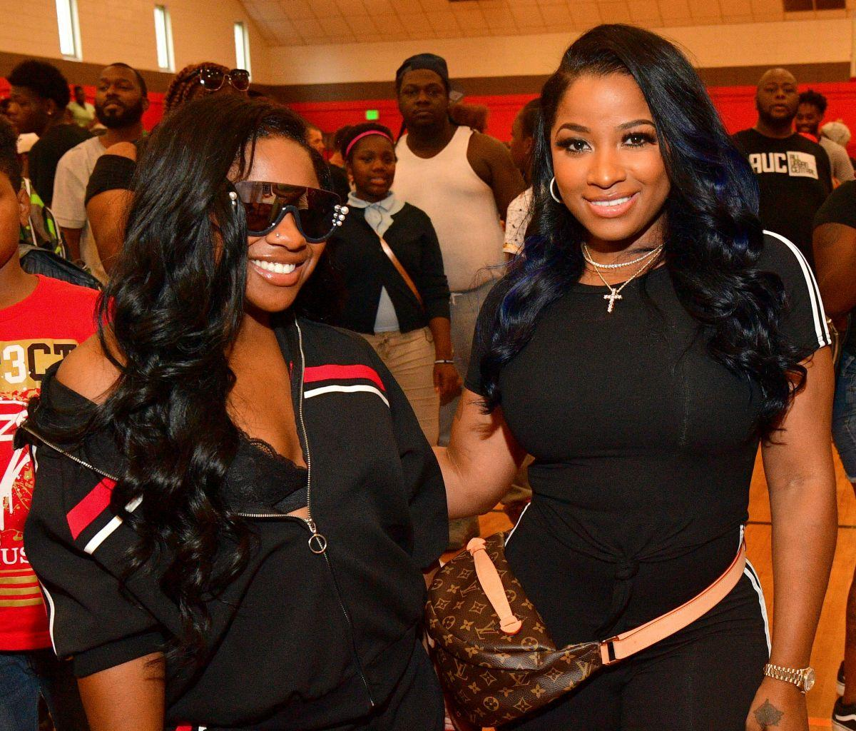 Toya Wright Had The Best Time At Her Live Birthday Party With Friends And Fans