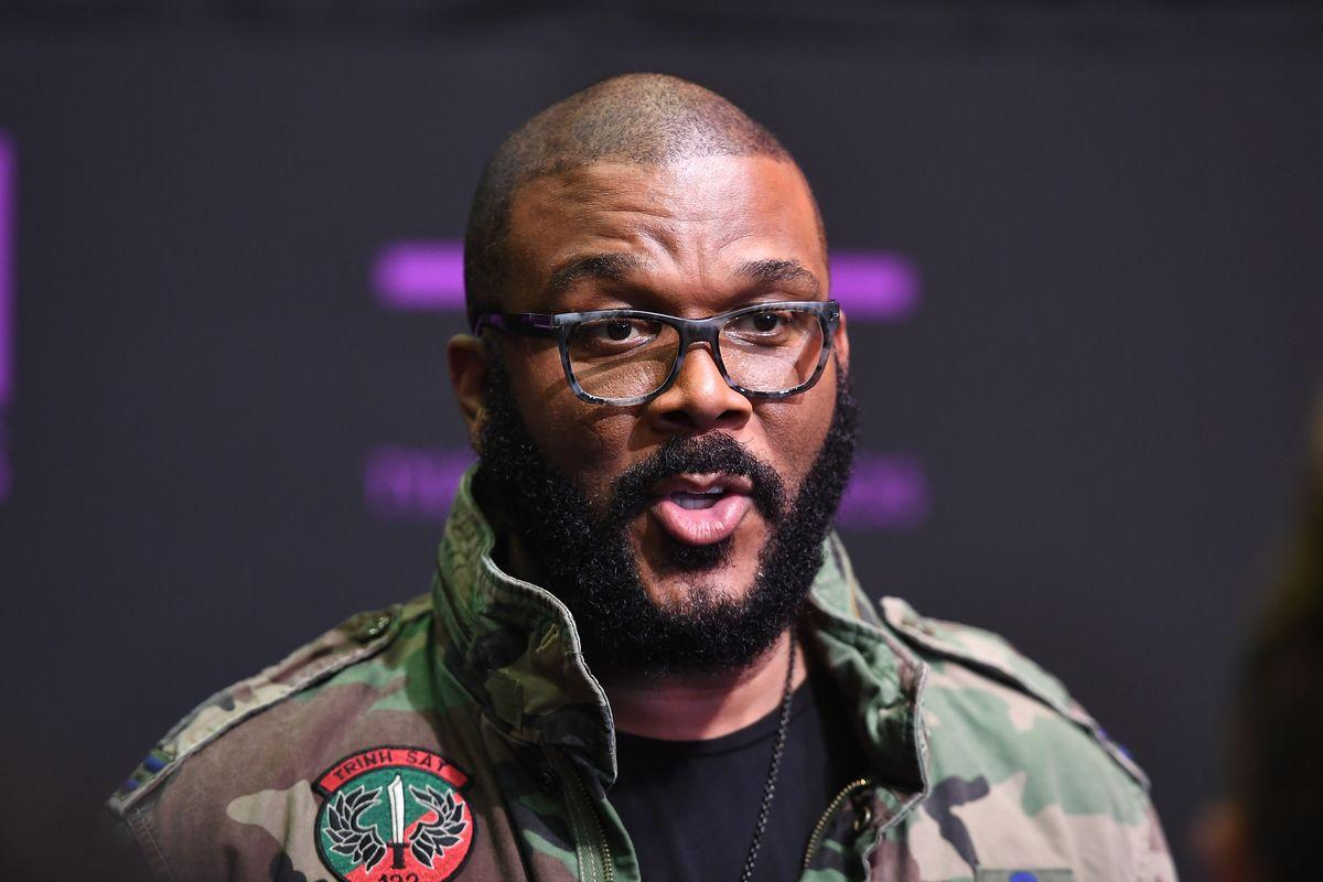 Tyler Perry's Massive Studio Won't Just Be For Movies -- It Will House Displaced Women And LGBTQ Youth