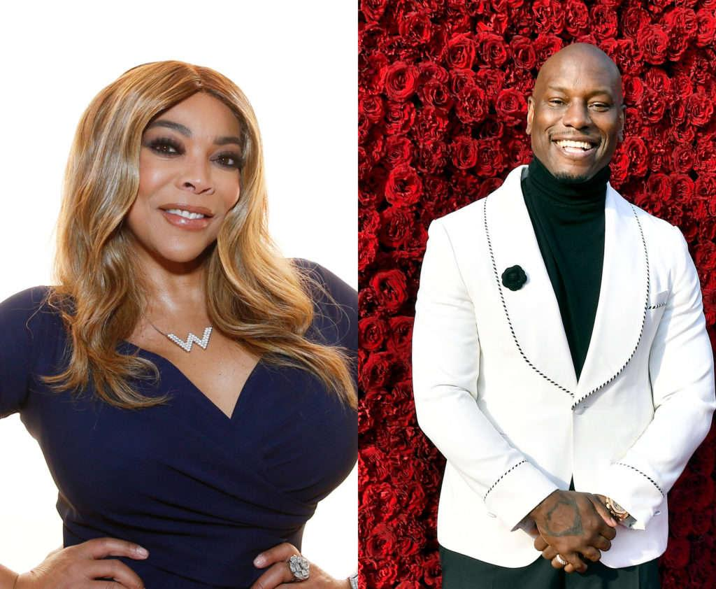 Wendy Williams Reveals Kevin Hunter Banned Tyrese Gibson From Her Show For This Reason