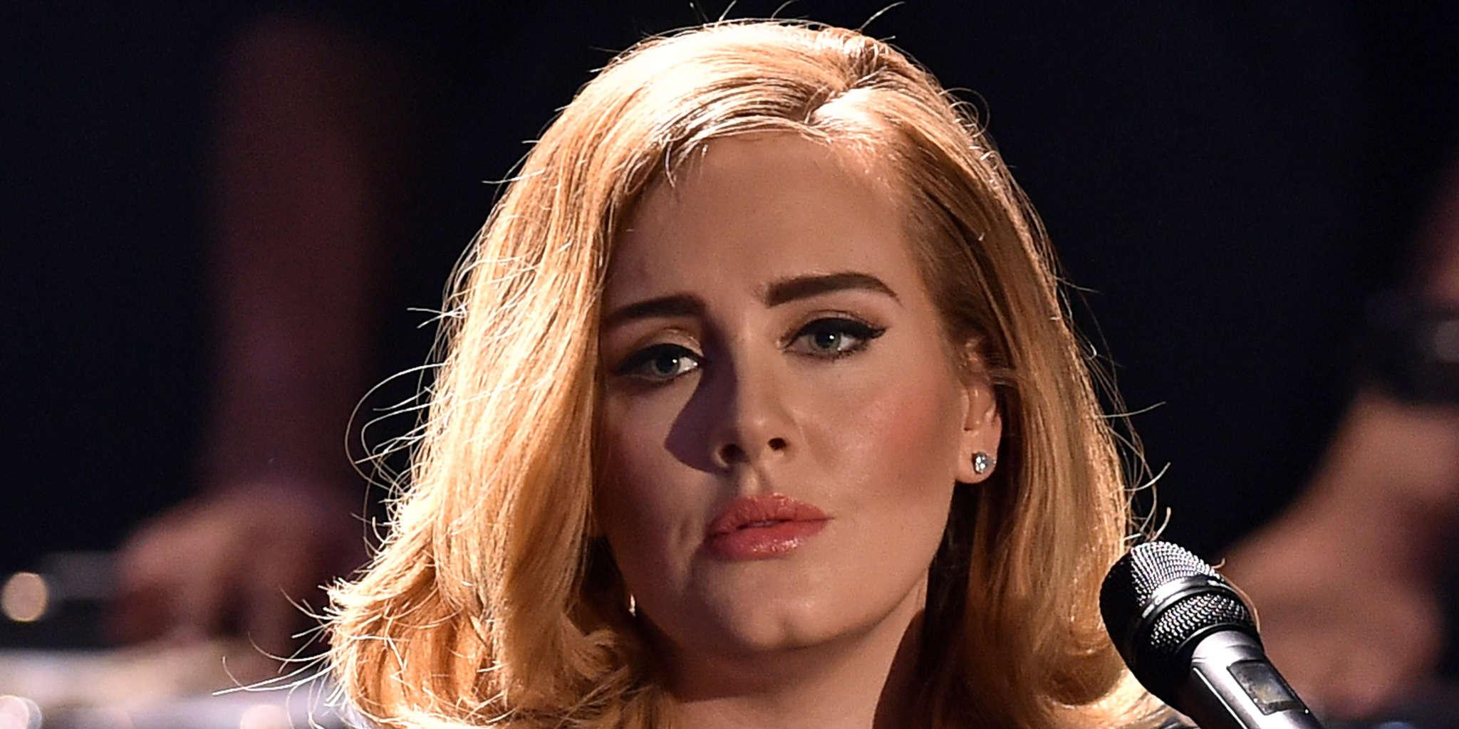 Adele's Move-On Game Is Stronger Than Everyone Thought And Fans Are Here For It