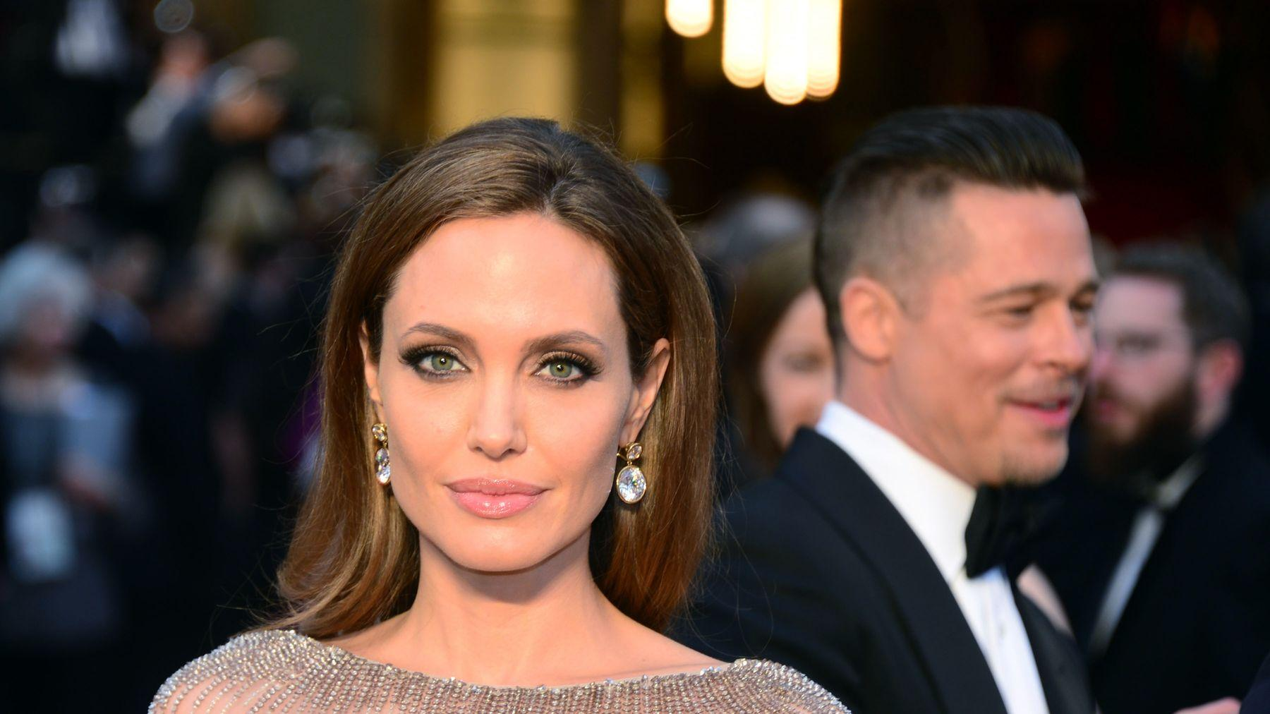 Angelina Jolie Would Find It Really Hard To Give Brad Pitt Joint Custody Of Their Underage Children - Here's Why!
