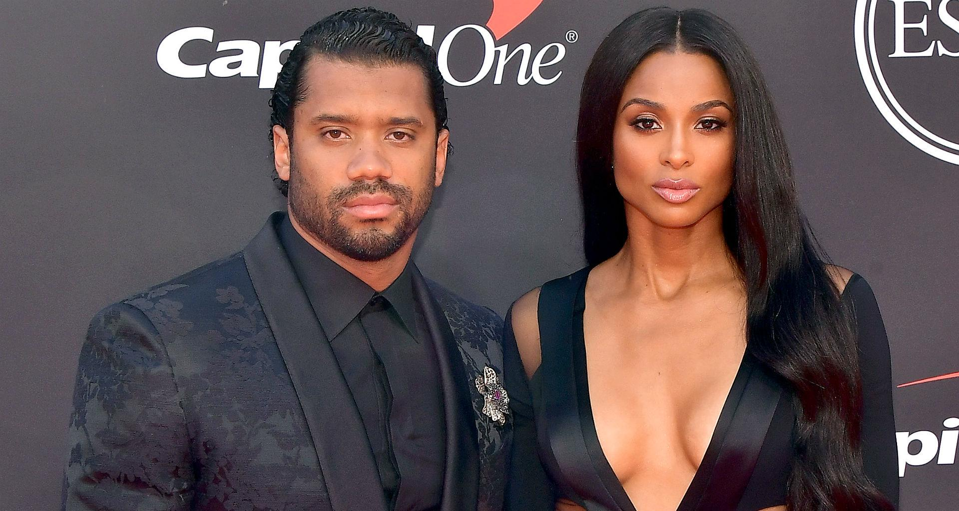 Ciara And Russell Wilson Channel Beyonce And Jay-Z For Halloween - See The Pics Here