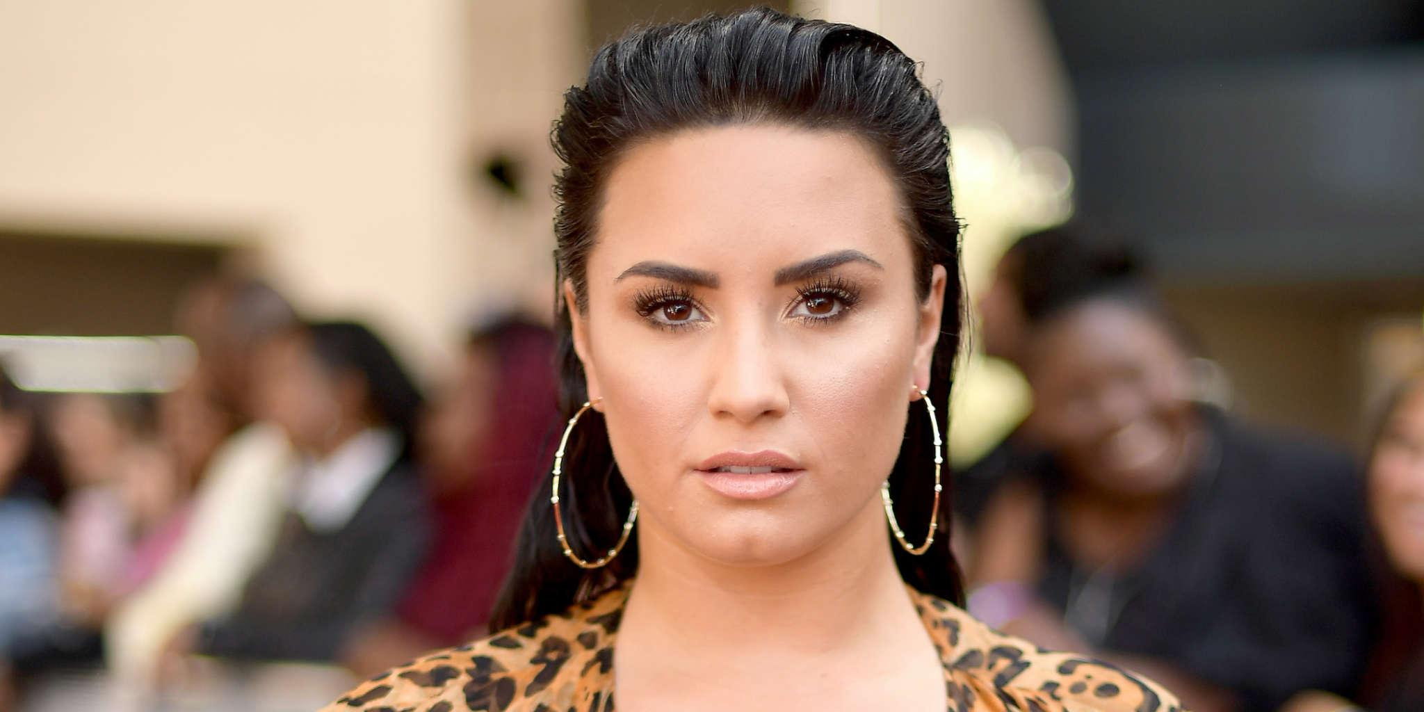 Demi Lovato Mourns Friend After He Tragically Dies Of A Drug Overdose - Read Her Message