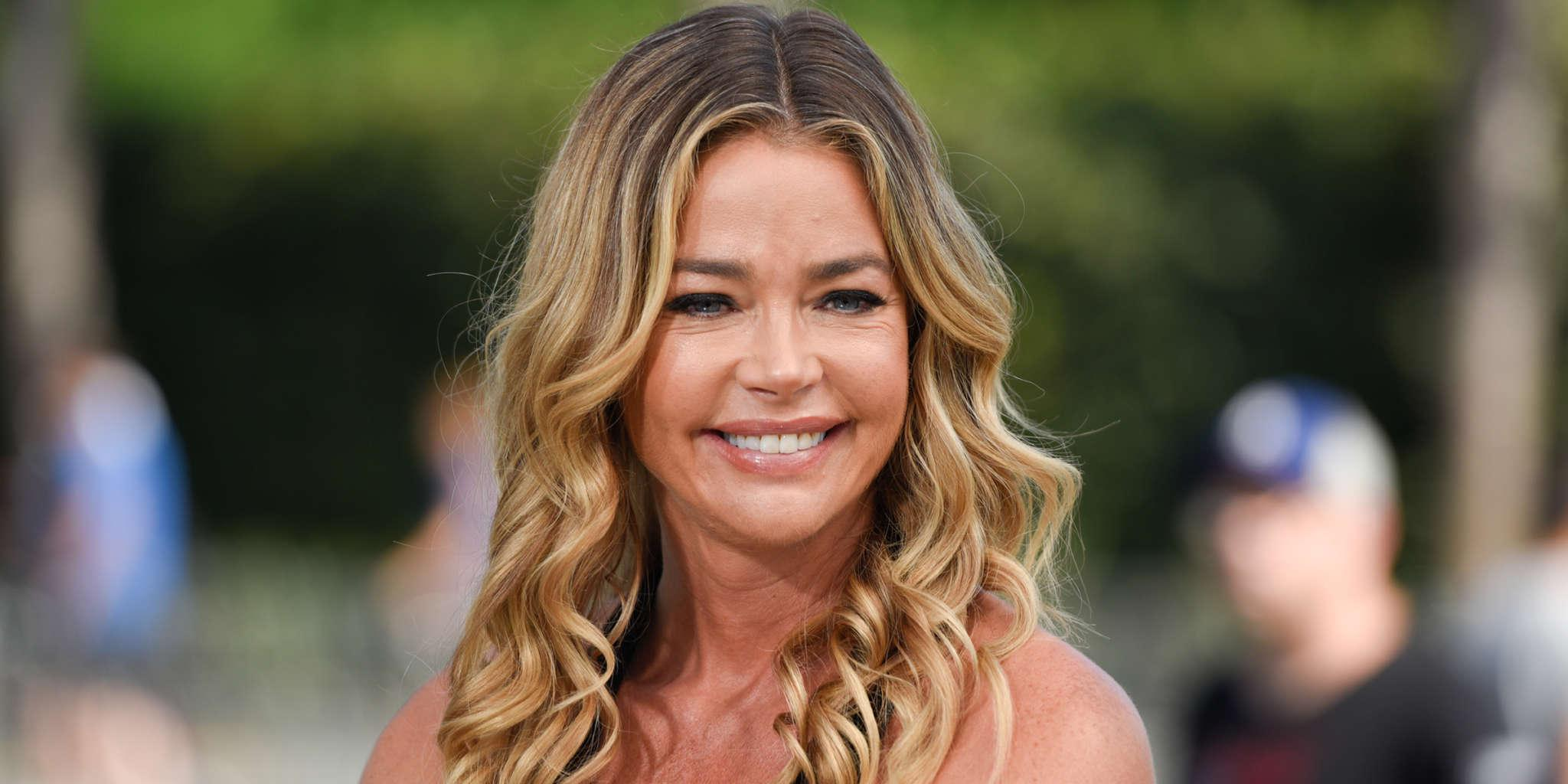 Denise Richards Denies The Reports That She's Too Busy With Acting To Be On RHOBH Full-Time!