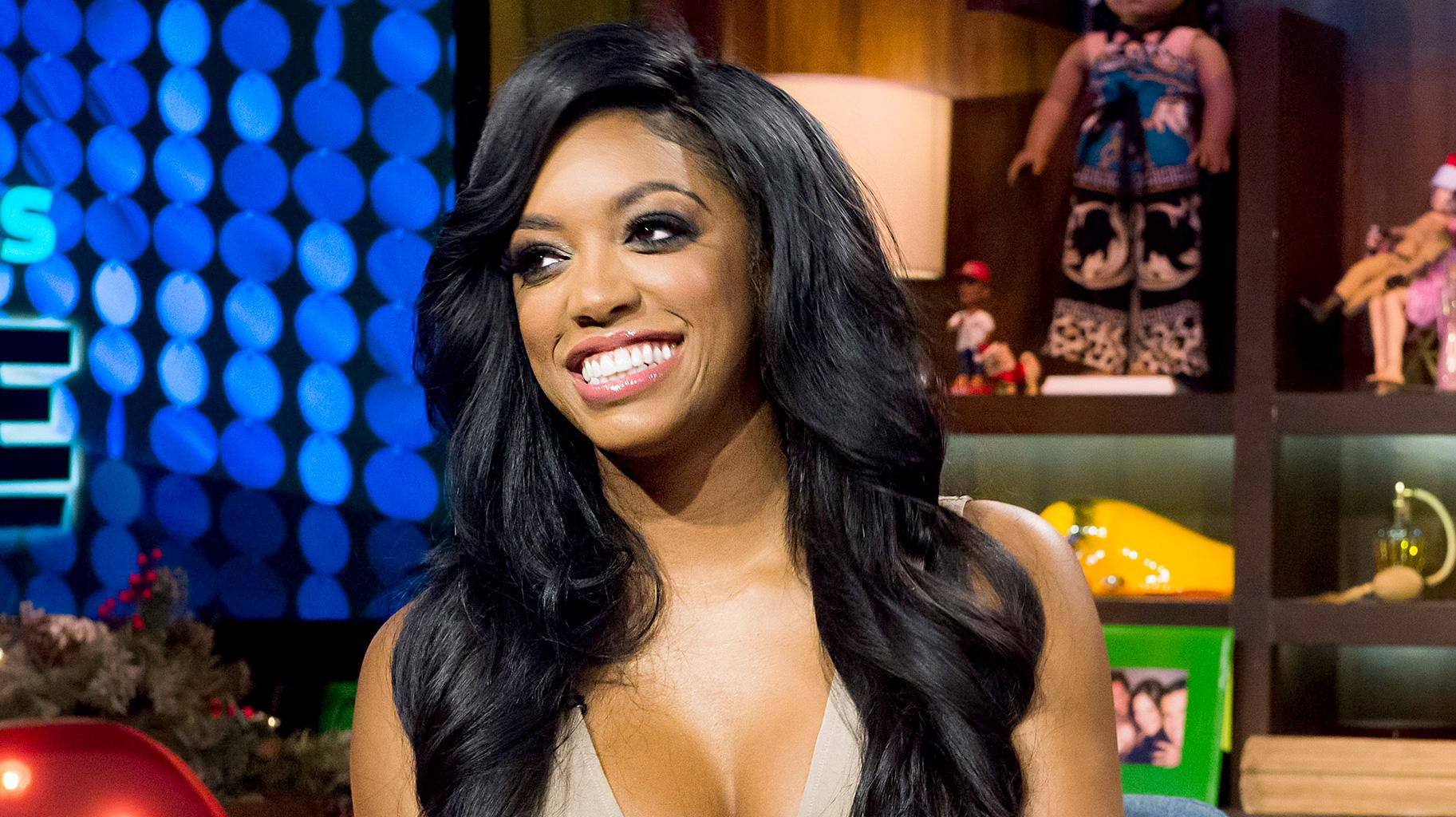 Porsha Williams' Daughter Pilar Jhena Looks Like She Does Not Want To Leave Greece In The Latest Pics