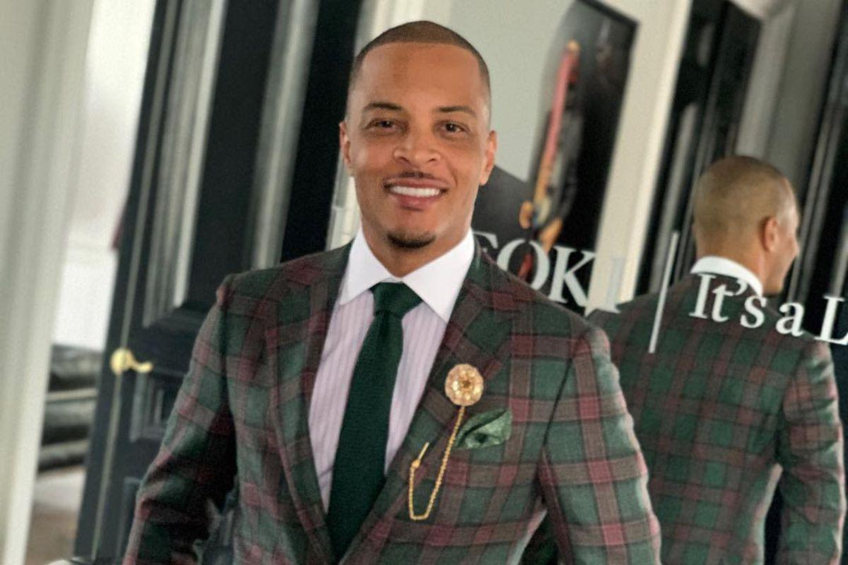 T.I. Calls People To Action At An Important Event That Supports Freedom