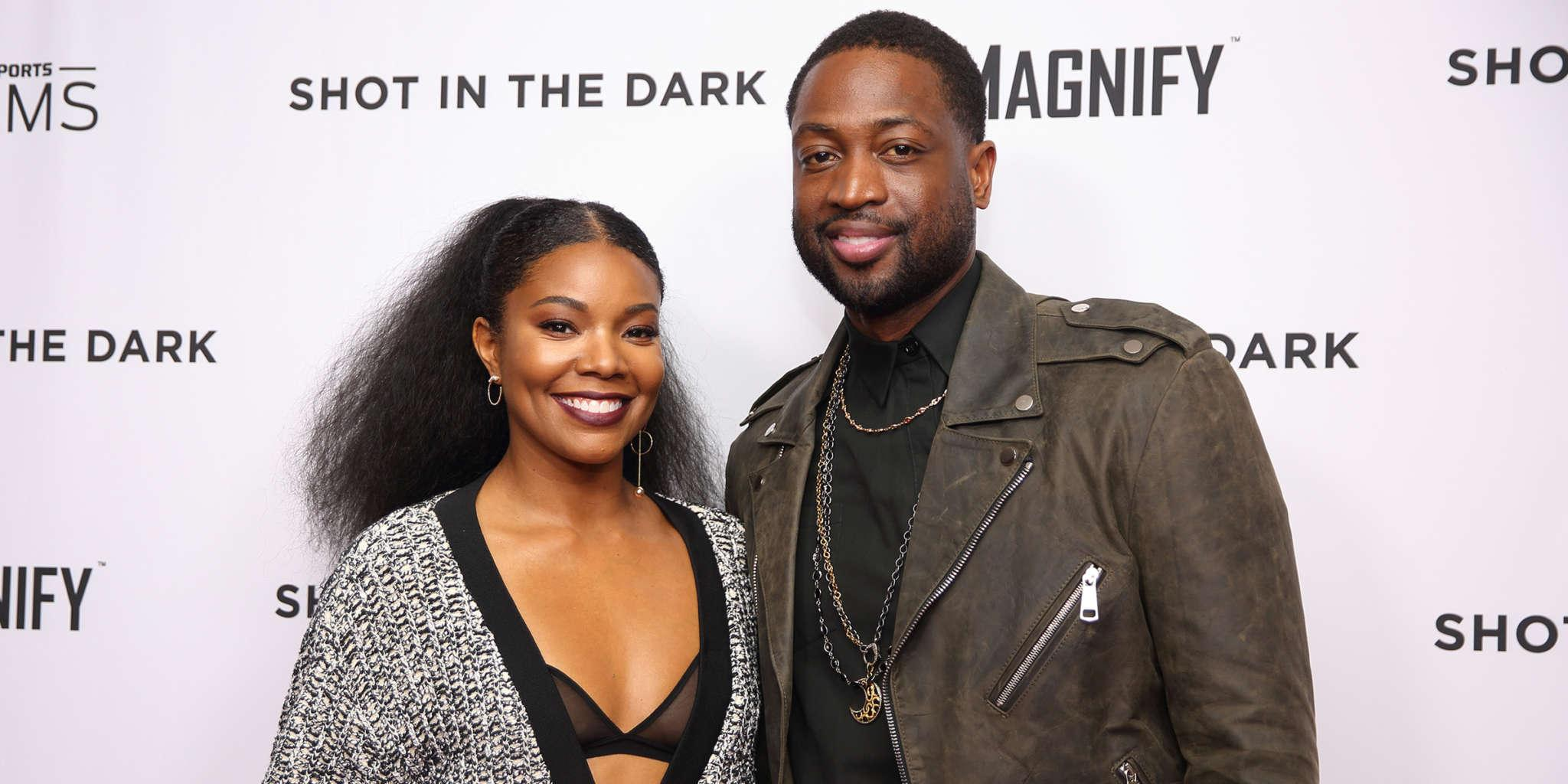 Dwyane Wade Triggers A Debate Among Fans After Showing Support For 'His Girls'