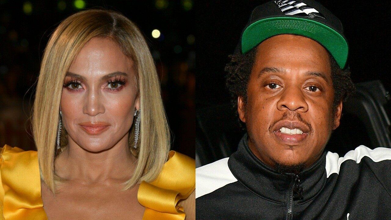 Jennifer Lopez And Jay Z Hang Out - Planning Special Super Bowl Collab ?