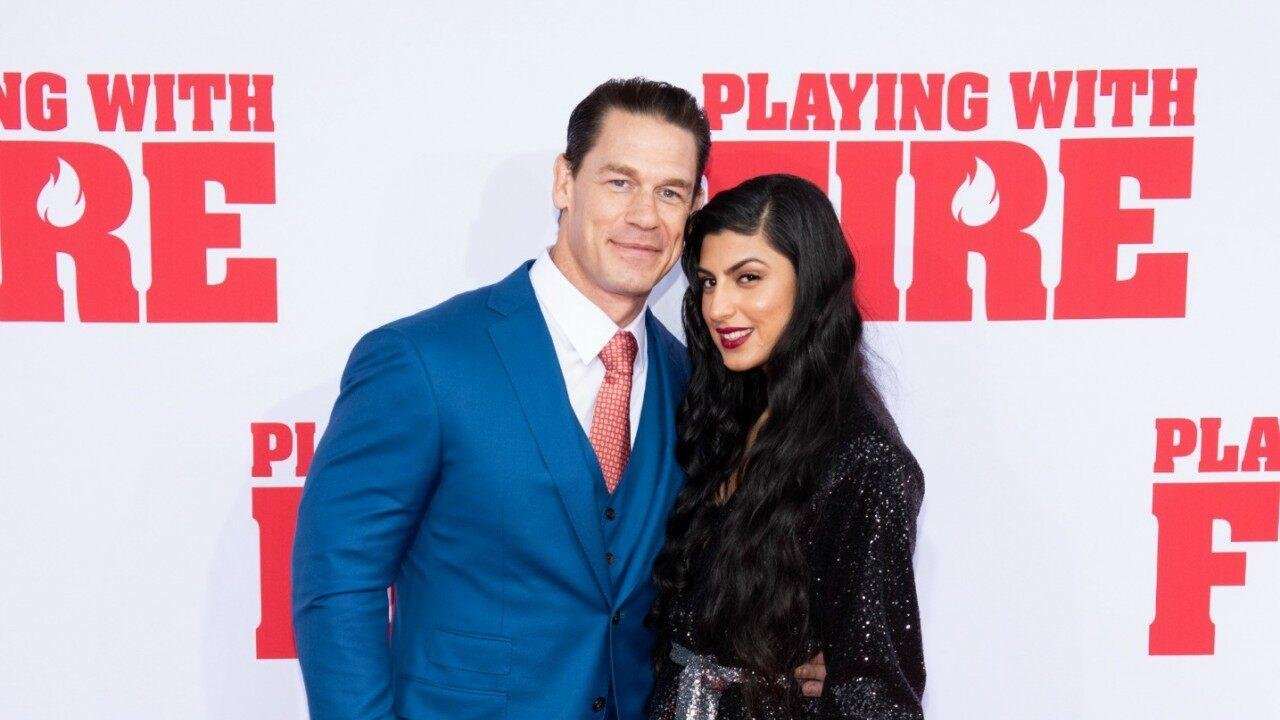 John Cena And 'Beautiful' Shay Shariatzadeh Make Their Red Carpet Debut And He Gushes Over Their New Romance!