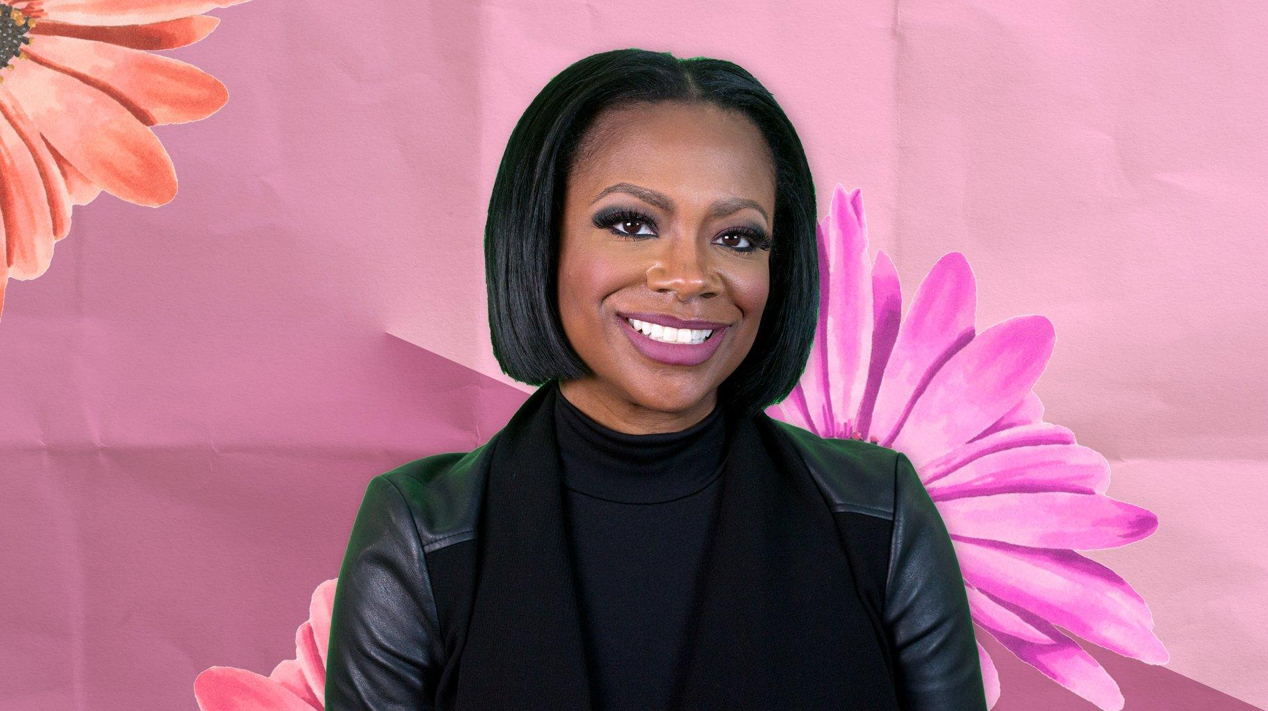 Kandi Burruss Praises Fer Friend, LaLa Milan For Her Birthday