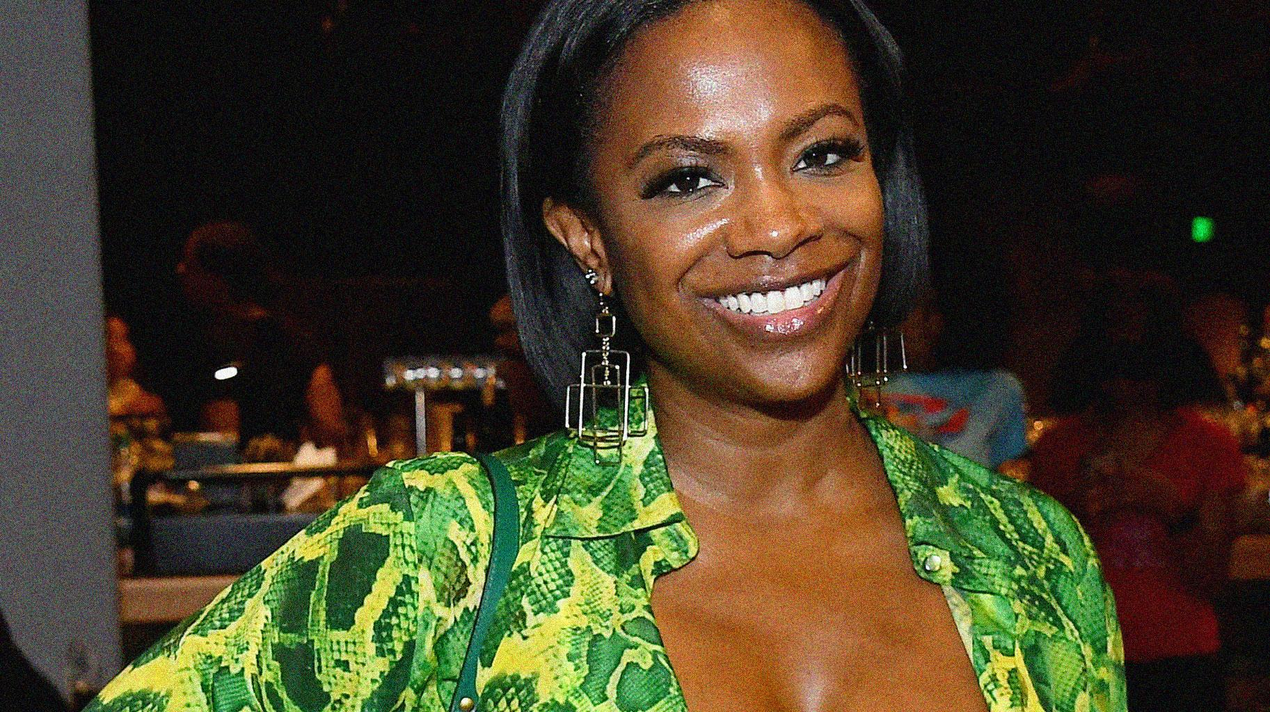 Kandi Burruss Shares A Word Of Wisdom With Her Fans