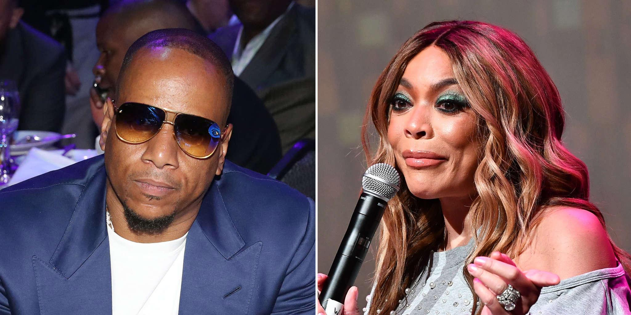 Wendy Williams Disses Kevin Hunter's Mistress For Having A Baby With Him - Says She's 'Miserable' Taking Care Of An Infant!