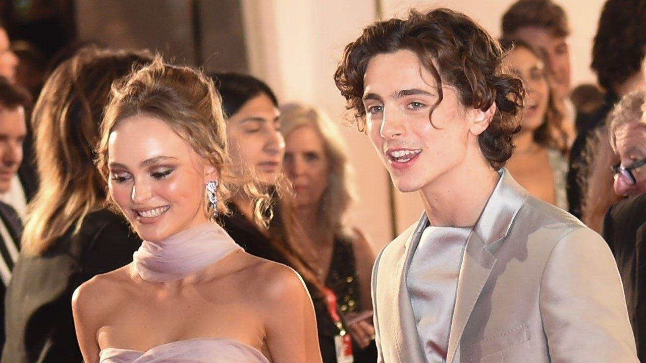 Lily-Rose Depp Says It Was 'Nerve-Wracking' To Work With Rumored Boyfriend Timothee Chalamet On Their Movie 'The King' - Here's Why!