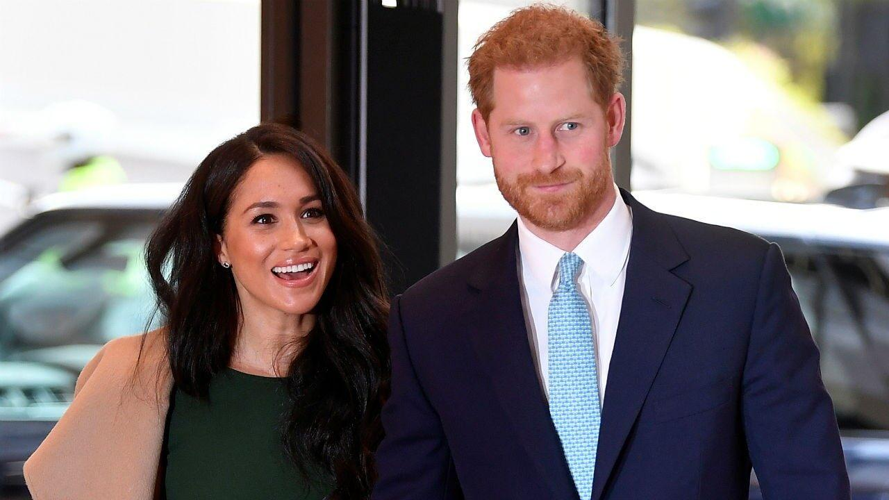 Meghan Markle And Prince Harry Will Reportedly Be Spending The Holidays In The United States