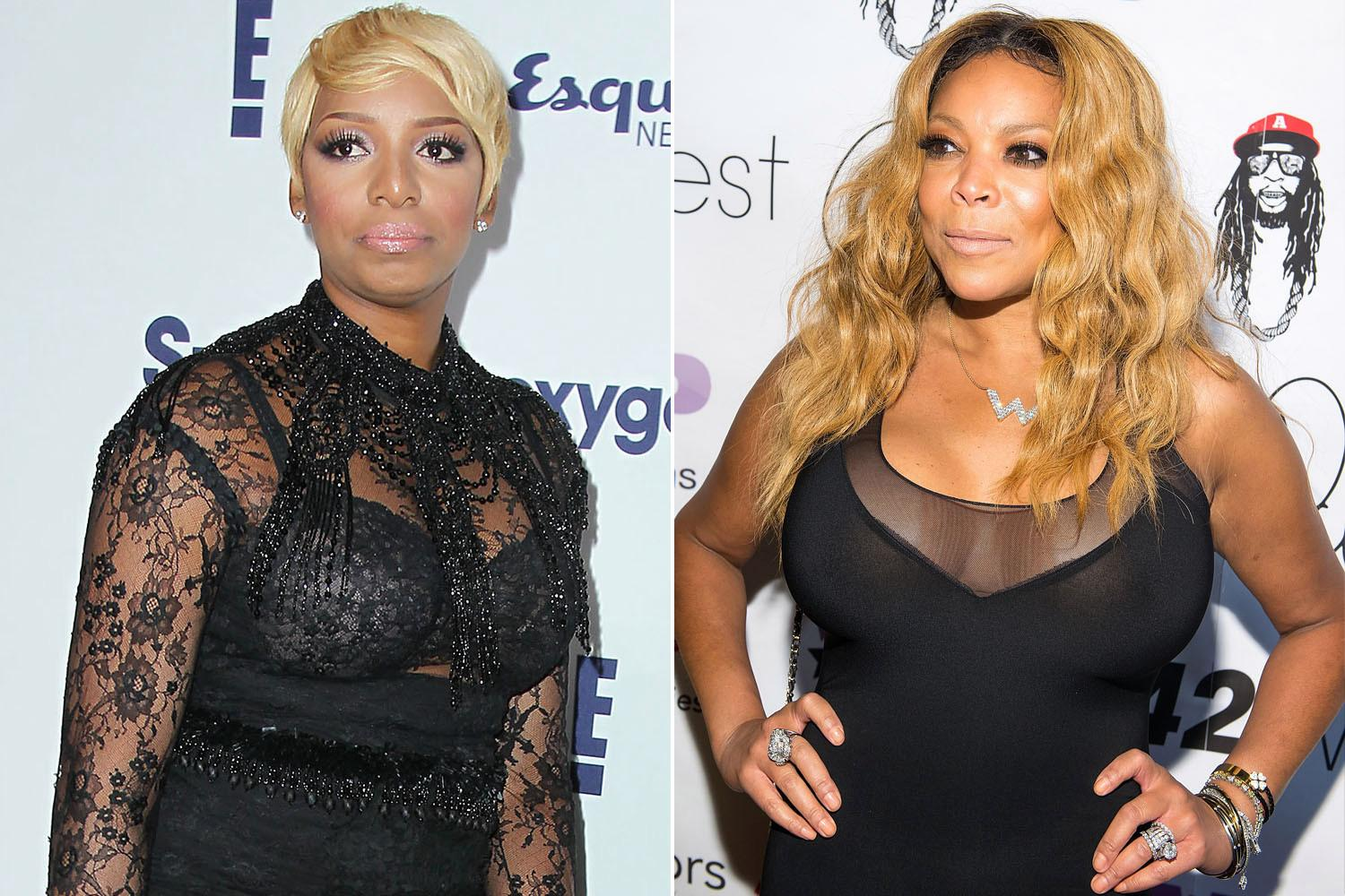NeNe Leakes Hangs Out With Wendy Williams And Gushes Over Her On Social Media
