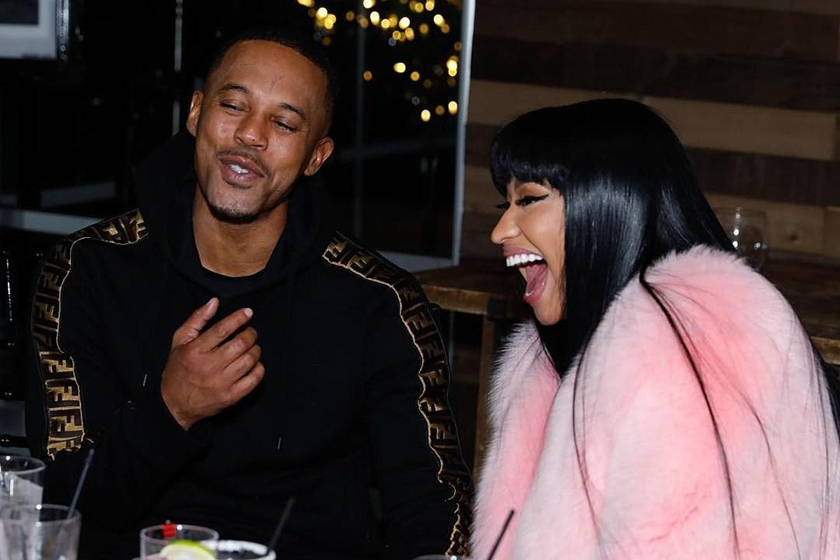 Nicki Minaj Says She Won't Have Kenneth Petty's Kids Until He Gives Her The Diamond Ring